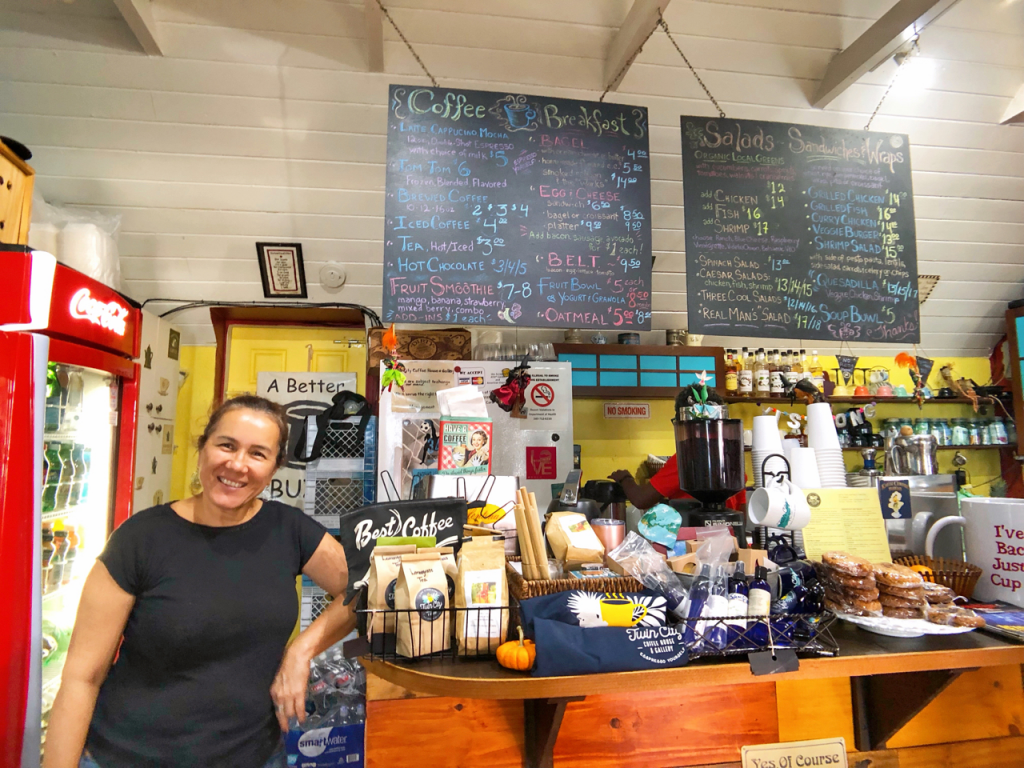 Twin City Coffee Shop Christiansted