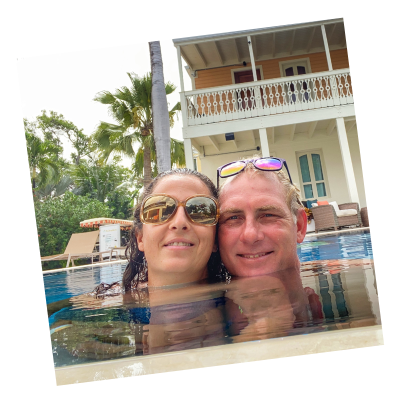 The Fred Frederiksted staycation