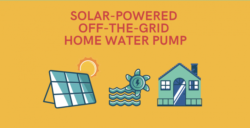 Solar Water Tank - Home Setup - Off The Grid