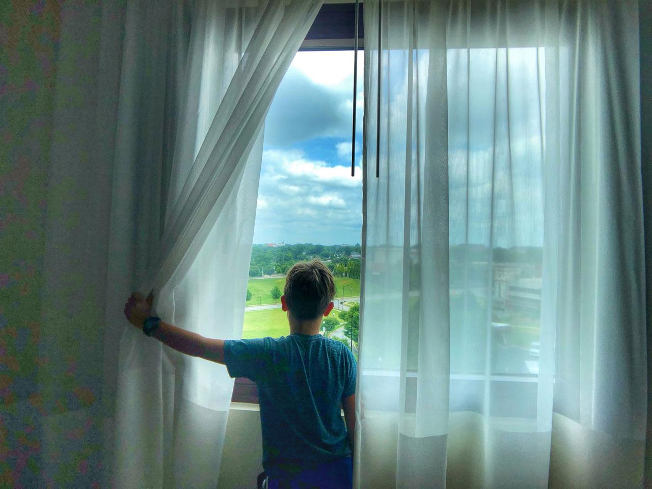 Spartanburg Marriott Getaway